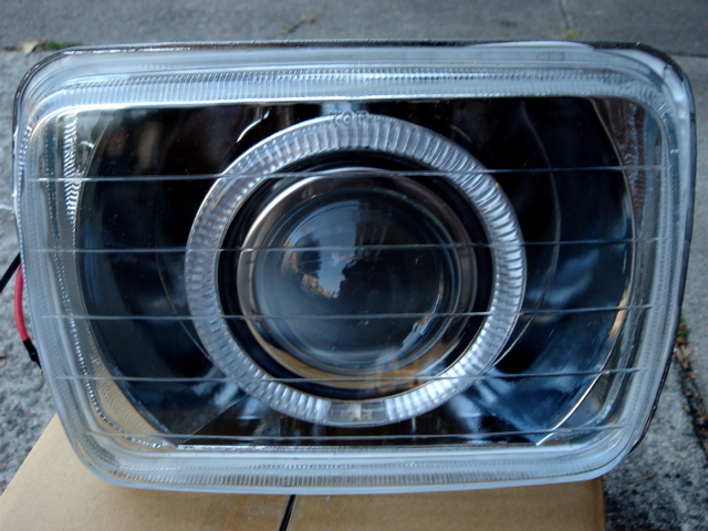 NorCalMr2: Pegasus? H7 Projector Conversion Kit with angel eyes &/or ...